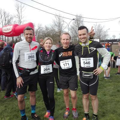 Semi-marathon St Gilles (02/03/19)